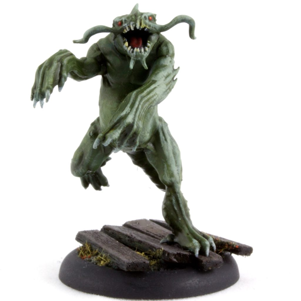 Silurid (green)