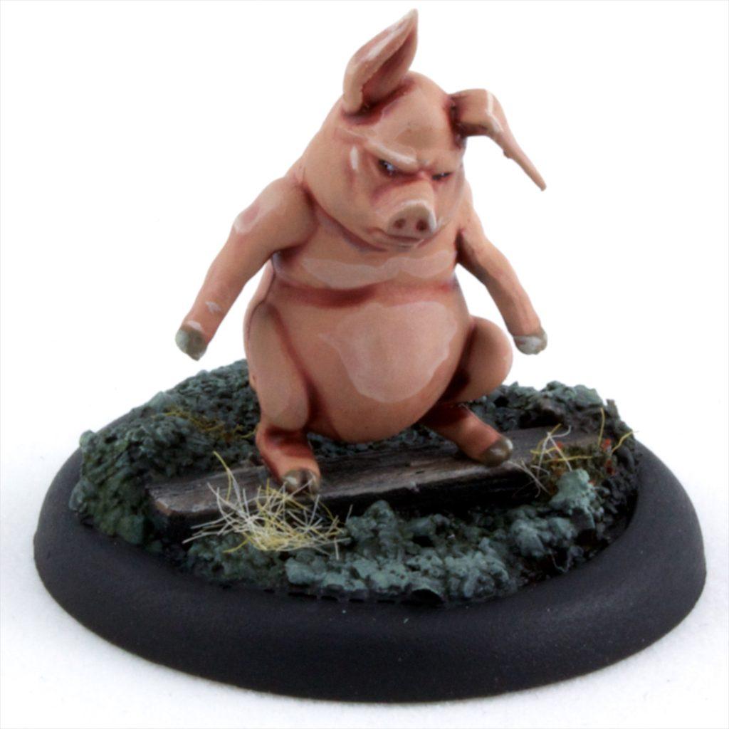 Piglet (sitting)