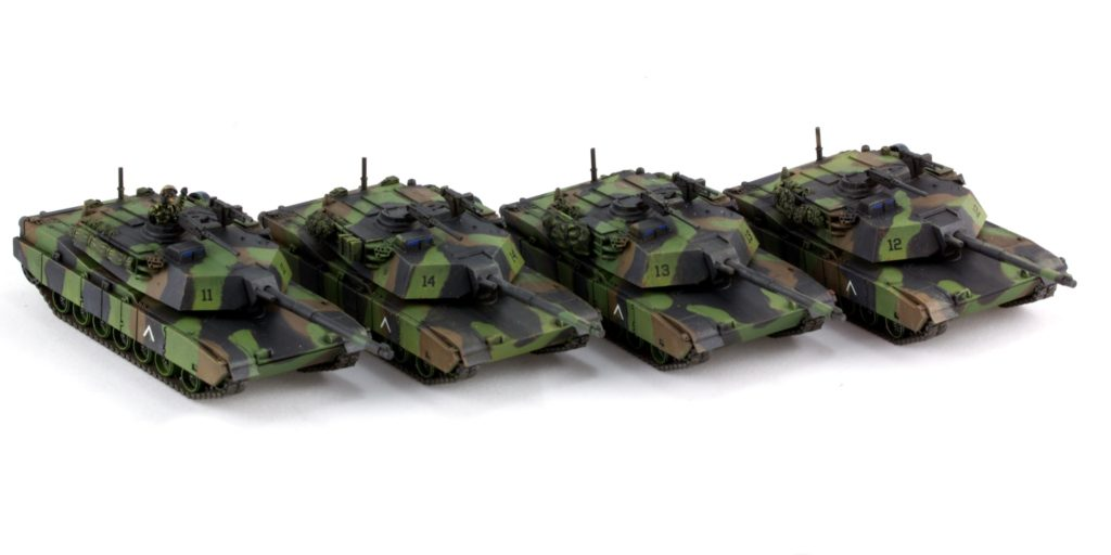 M1 Abrams (group)