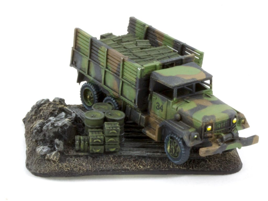 M35 truck objective