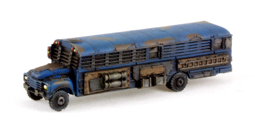 Battle Bus (blue)