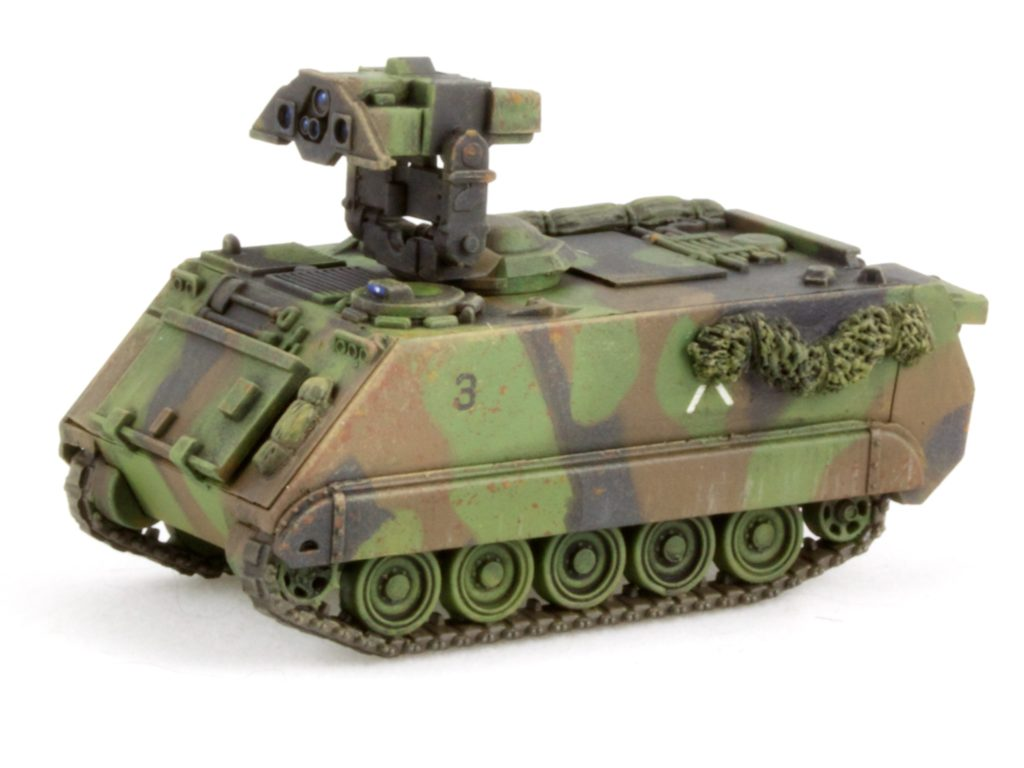 FIST (M113A2 based)