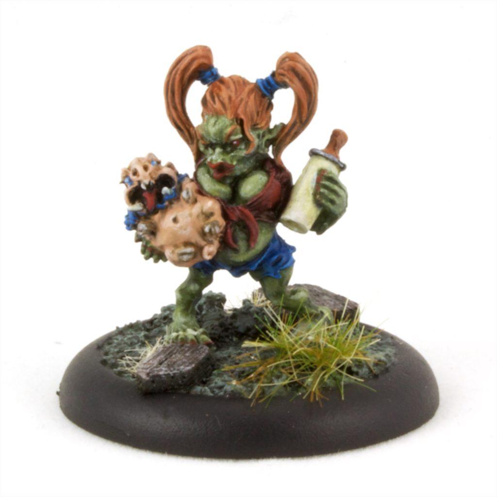 Gremlinette (alternate Hog Whisperer)