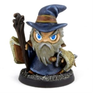 Chibi Wizard