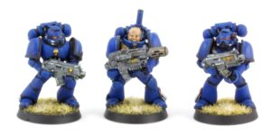 Tactical Marines (group with sergeant)